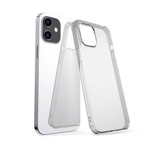 Силиконовый чехол WK Design Leclear чёрный для iPhone 12 mini