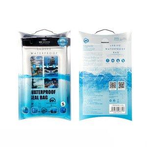 Водонепроницаемый чехол WK Design Ledive Waterproof Bag (WT-Q01) универсальный белый
