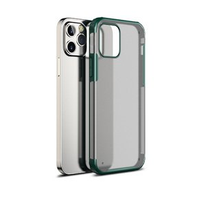 Защитный чехол WK Design Military Grade зеленый для iPhone 12/12 Pro