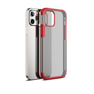 Защитный чехол WK Design Military Grade красный для iPhone 12/12 Pro