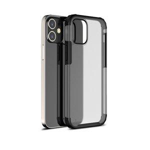 Защитный чехол WK Design Military Grade черный для iPhone 12 mini