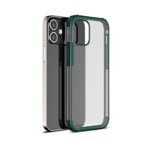 Защитный чехол WK Design Military Grade зеленый для iPhone 12 mini
