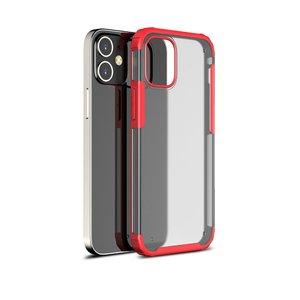 Защитный чехол WK Design Military Grade красный для iPhone 12 mini