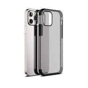 Защитный чехол WK Design Military Grade черный для iPhone 12 Pro Max