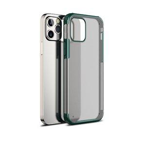 Защитный чехол WK Design Military Grade зеленый для iPhone 12 Pro Max