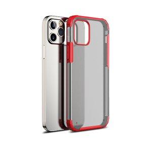 Защитный чехол WK Design Military Grade красный для iPhone 12 Pro Max