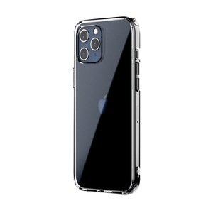 Защитный чехол WK Design Military Grade Shatter Resistant черный для iPhone 12 Pro Max