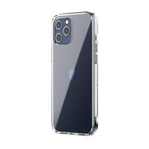 Чехол WK Design Military Grade Shatter Resistant прозрачный для iPhone 12 Pro Max