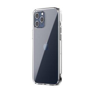 Защитный чехол WK Design Military Grade Shatter Resistant прозрачный для iPhone 12/12 Pro