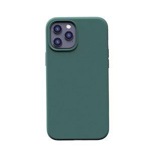 Чехол WK Design Moka зеленый для iPhone 12 Pro Max
