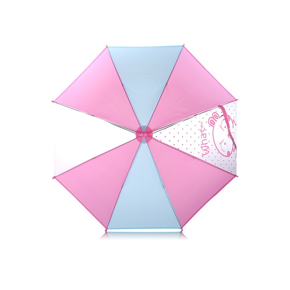 Зонтик WK Design Umbrella розовый