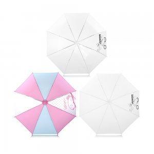 Зонтик WK Design Umbrella прозрачный