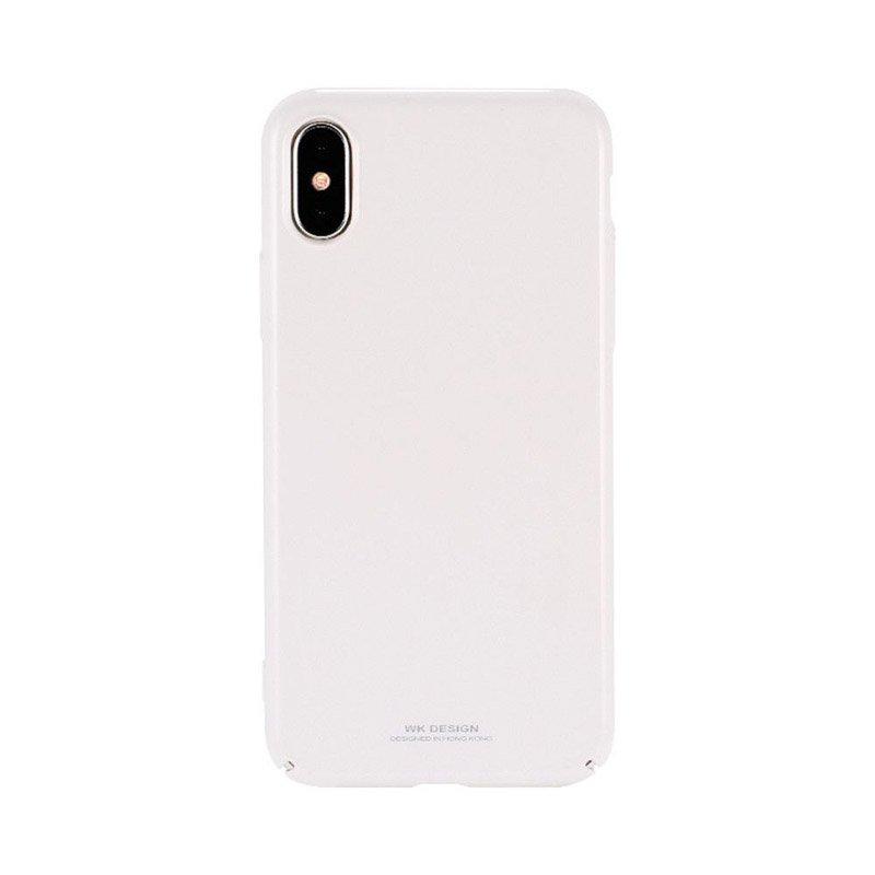 Пластиковый чехол WK Design Sugar белый для iPhone 7 Plus/8 Plus