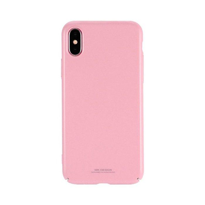 Пластиковый чехол WK Design Sugar розовый для iPhone 7 Plus/8 Plus