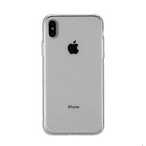Силиконовый чехол WK Leclear черный для iPhone X/XS