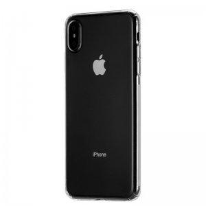 Силиконовый чехол WK Design Leclear черный для iPhone XS Max