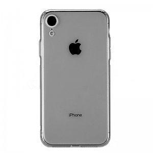 Силиконовый чехол WK Design Leclear черный для iPhone XR