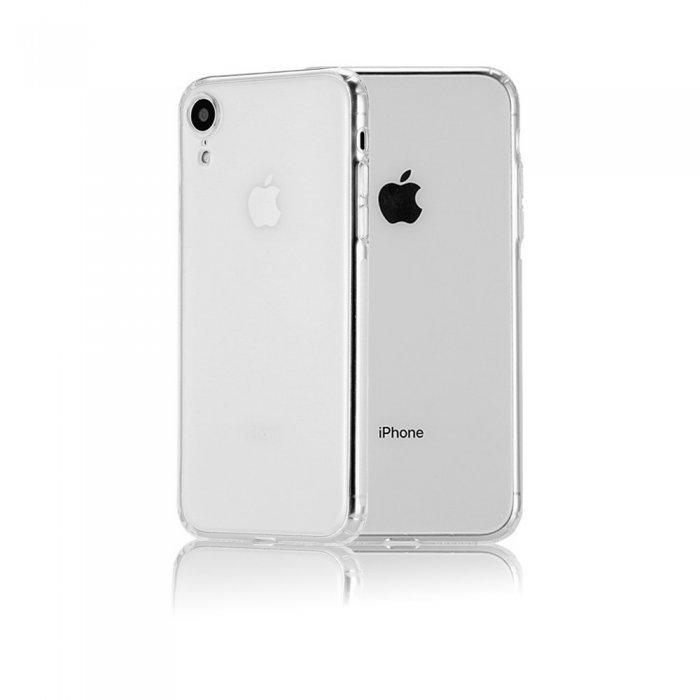 Силиконовый чехол WK Leclear прозрачный для iPhone XR