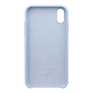 Силиконовый чехол WK Moka синий для iPhone XS Max