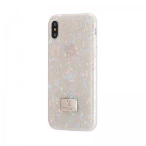 Блестящий чехол WK Shell разноцветный для iPhone 8/7/SE 2020