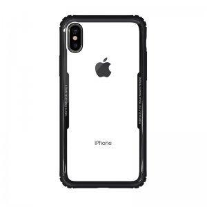 Чехол WK Shield чёрный для iPhone X