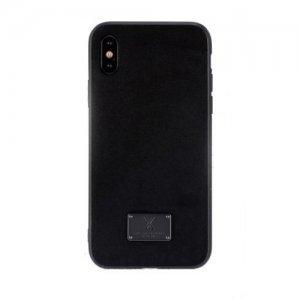 Чехол WK Velvet чёрный для iPhone X
