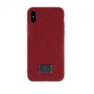 Чехол WK Velvet красный для iPhone X
