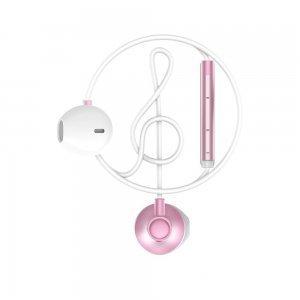 Навушники WK WE300 рожеві