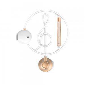 Навушники WK WE300 золоті