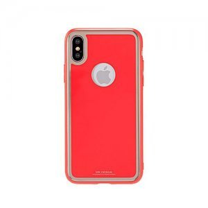 Чехол WK Youth красный для iPhone 7/8/SE 2020