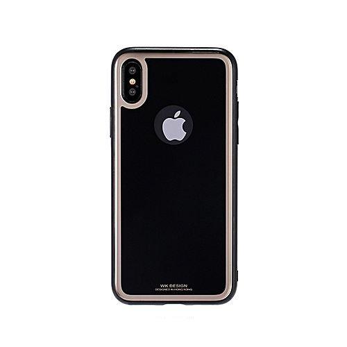 Чехол WK Youth чёрный для iPhone 7/8