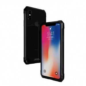 Чехол WK Tikin чёрный для iPhone X