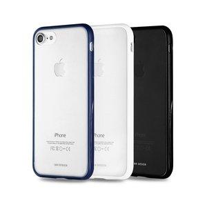 Силиконовый чехол WK Fluxay синий для iPhone 8/7/SE 2020