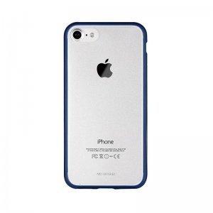 Силиконовый чехол WK Fluxay синий для iPhone 7 Plus