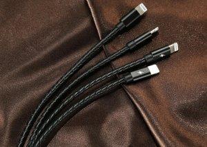 Lightning кабель WK Pandora Venus Eiffel Tower черный