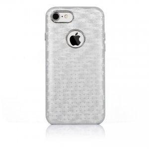 Чехол WK Binley серебристый для iPhone 7