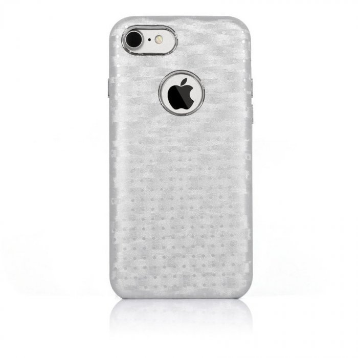 Чехол WK Binley серебристый для iPhone 8/7/SE 2020