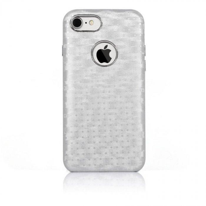 Чехол WK Binley серебристый для iPhone 8 Plus/7 Plus