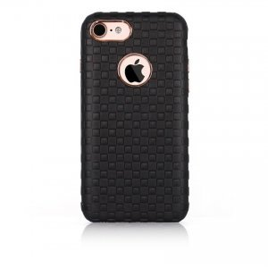 Чехол WK Binley чёрный для iPhone 8/7/SE 2020