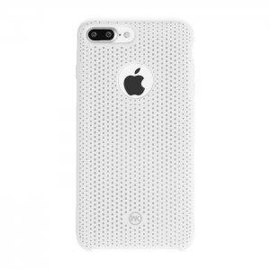 Перфорированный чехол WK Cave белый для iPhone 8 Plus/7 Plus