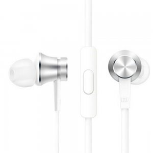Наушники Xiaomi Mi Piston Fresh bloom серебристые