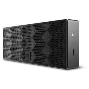 Портативная акустика Xiaomi Mi Square Box Bluetooth Speaker черная