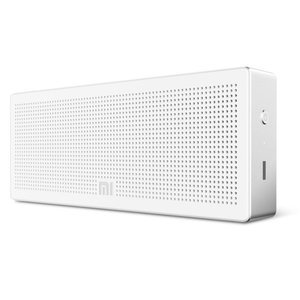 Портативная акустика Xiaomi Mi Square Box Bluetooth Speaker белая