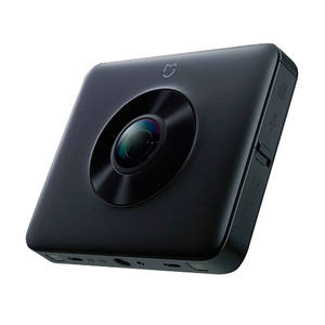 Экшн камера Xiaomi Mijia 360° Panoramic Camera чёрная