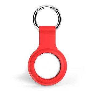 Силиконовый чехол Yosyn Loop красный для AirTag