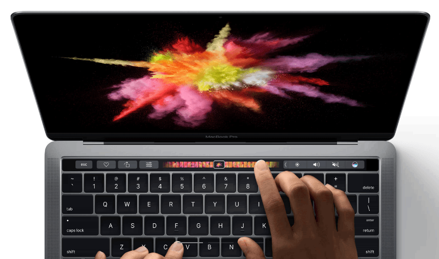 Apple MacBook Pro 2016 - Touch Bar