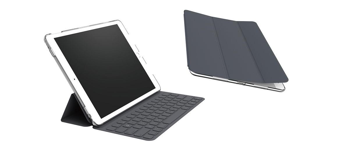 """Чехол с держателем для стилуса SwitchEasy CoverBuddy для iPad Pro 10.5"""""""