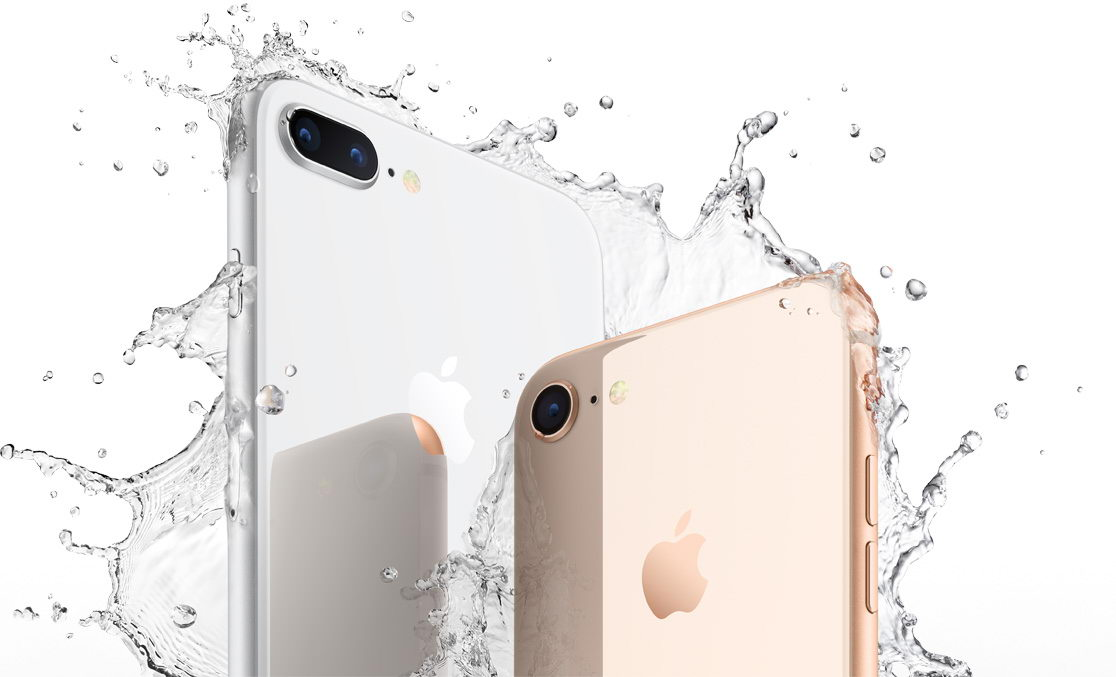 Смартфон Apple iPhone 8 Plus