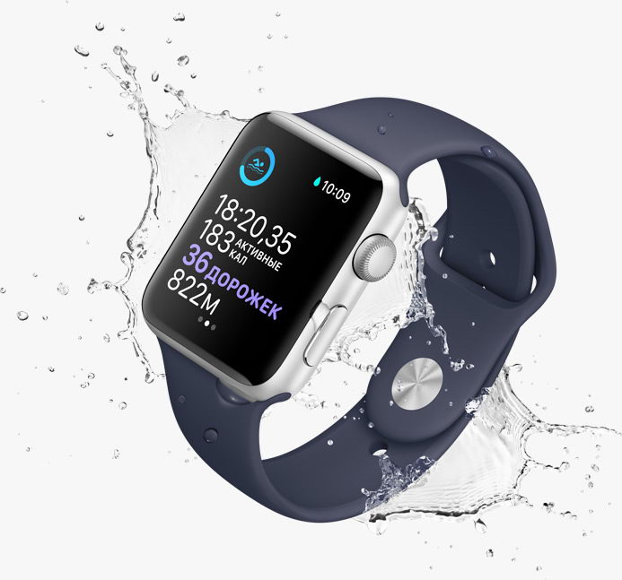 Умные часы Apple Watch Edition Series 3