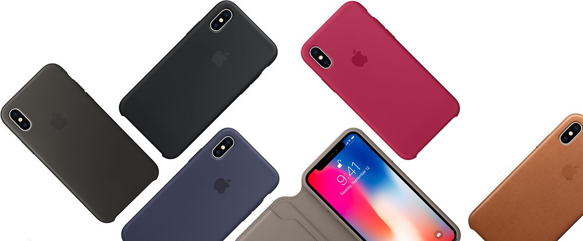 Чехлы для Apple iPhone X